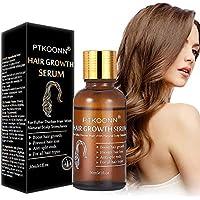 Sérum de crecimiento del cabello, tratamiento para el cabello y fortalece los folículos para el crecimiento del cabello, ayuda al crecimiento del cabello.