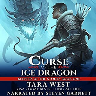 Curse of the Ice Dragon cover art
