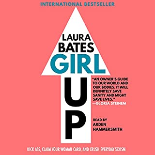 Girl Up audiobook cover art