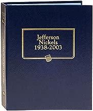 Whitman US Jefferson Nickel Coin Album 1938 - 2003 #9116