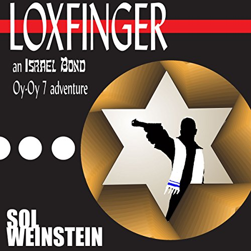 Loxfinger audiobook cover art