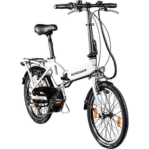 Składany Rower Elektryczny 20 3 Tryb 7,8Ah Składak