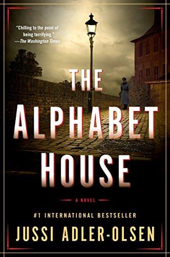 The Alphabet House: A Novel
