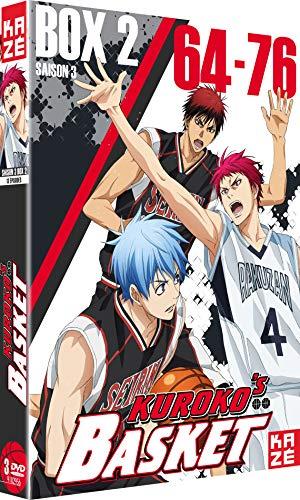Kuroko's Basket-Saison 3-Coffret 2/2