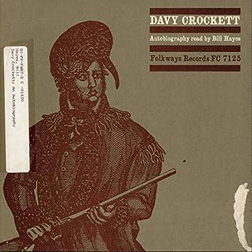 Davy Crockett Autobiography Read by Bill Hayes