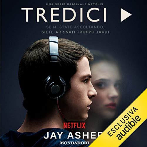 Tredici audiobook cover art