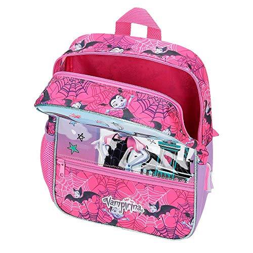 Vampirina Adaptable Preschool Backpack, 28 cm