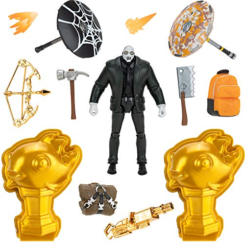 Buy Fortnite Brutus Shadow Solo Mode Core Figure And 2 Mythic Goldfish Collectibles 4 Inch Collectible Action Figure Plus Accessories Toys R Us