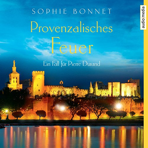 Provenzalisches Feuer audiobook cover art