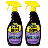 Invisible Glass 92184-2PK Glass Cleaner with Rain Repellent, 2 Pack
