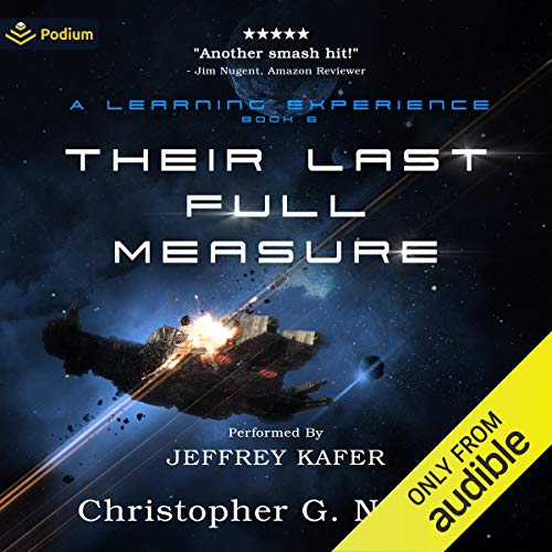 Their Last Full Measure  By  cover art
