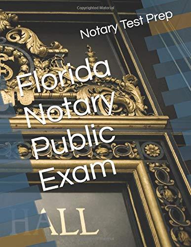 Florida Notary Public Exam