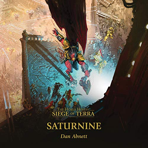 Saturnine Audiobook By Dan Abnett cover art