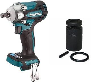 Makita DTW300Z Cordless Impact Wrench, 18 V & Impact Bit Socket M14 x 52 insercion 1/2 Internal 21 mm Outer 28 mm 134833-2