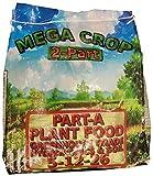 Mega Crop 2 Part A 5-12-26 Hydroponic Soil Fertilizer (25lbs (11.36kg))