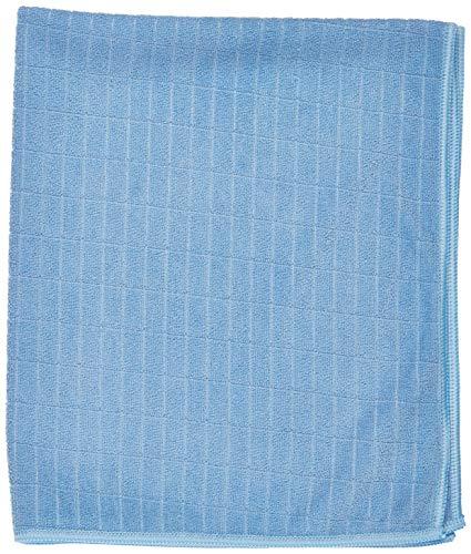 MJ Texpia, Mikrofaser Bodentücher, 50 cm x 60 cm, 300g/sqm, 10er Pack, blau
