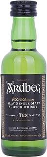 Ardbeg TEN Years Old Islay Single Malt Scotch Whisky 1 x 0.05 l