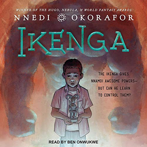 Ikenga cover art