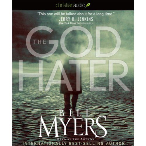 The God Hater audiobook cover art