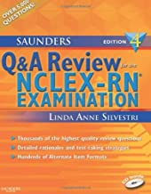 Saunders Q & A Review for the NCLEX-RN® Examination, 4 (Saunders Q & A Review for the NCLEX-RN Examination)
