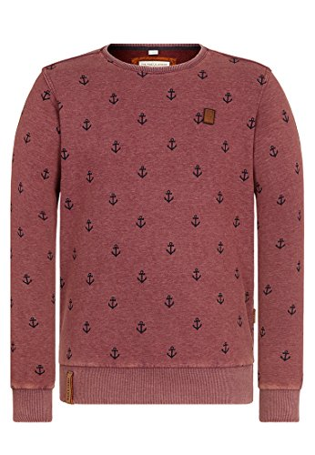 Naketano Herren Sweater Rise Of An Enemy III Sweater