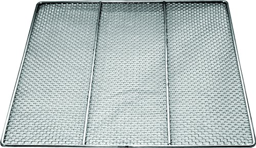 "GSW Stainless Steel Donut Frying Screens W x 19"" L, DN-FS19"