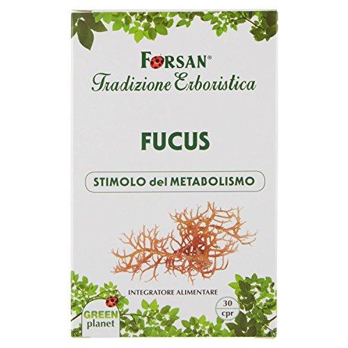 La Tradizione Erboristica Forsan Fucus - 12 gr