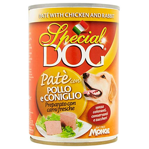 Monge–12Pate Special Dog per Cani Diversi...