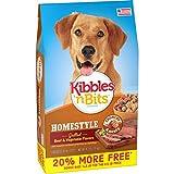 Kibbles 'N Bits Homestyle Grilled Beef & Vegetable...