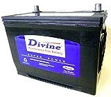 DIVINE 34-700 メンテナンスフリー バッテリー アメ車規格 ダッジ クライスラー チェロキー ランドローバー