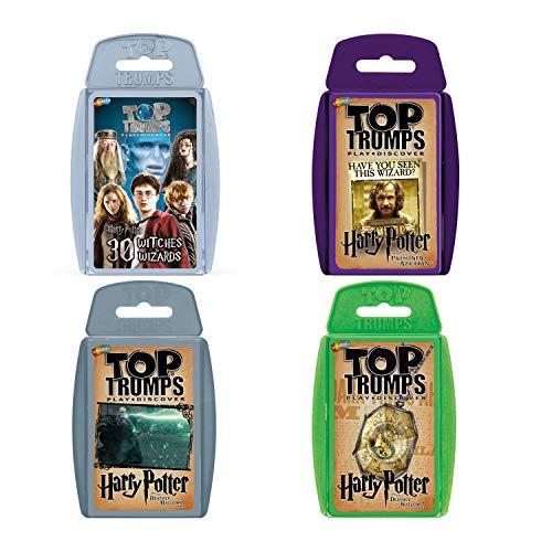 Top Trumps Paquete de Cartas Ultimate Harry Potter