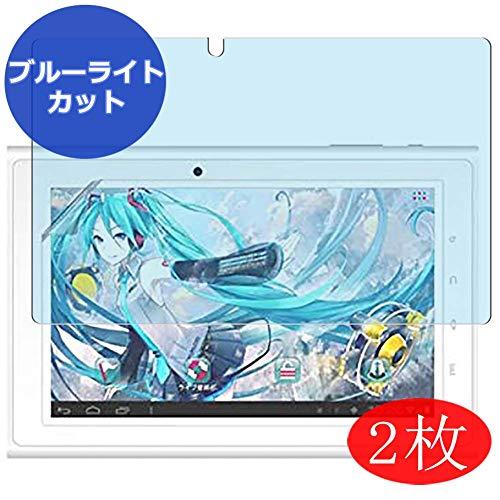VacFun 2 Piezas Filtro Luz Azul Protector de Pantalla para RWC Hatsune Miku Tablet Navi Saki Fujita「RM-AT700MK」 7