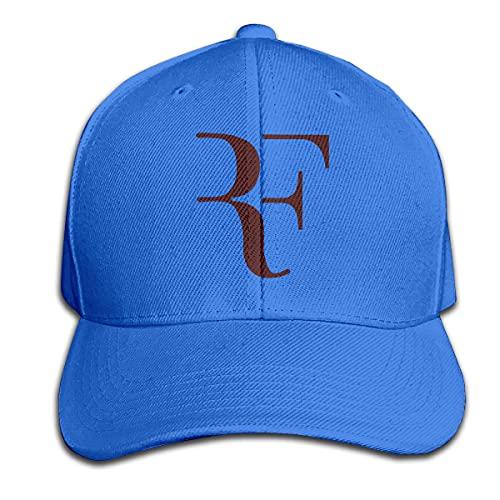 David A Beltran RF-Logo Roger-Federer 1 Gorra Pure Color...