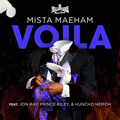 Mista Maeham feat. Jon Ray, Prince Riley & Huncho Nemoh