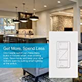 Photo #4: Lutron Caseta BDG-PKG1W-A Smart Dimmer Switch Kit With Remote