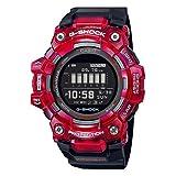 [カシオ] 腕時計 ジーショック G-SQUAD GBD-100SM-4A1JF メンズ ブラック