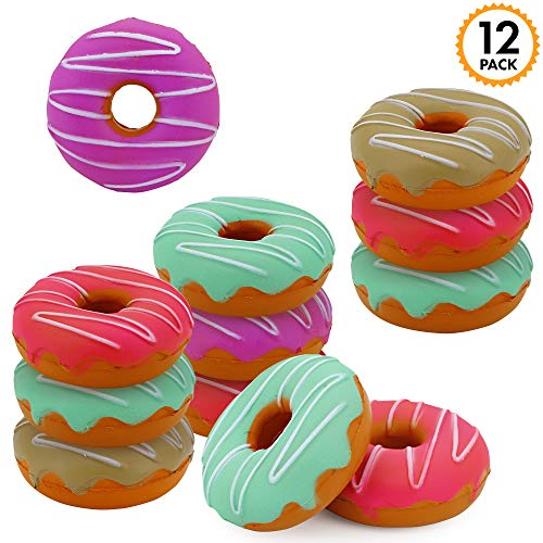 Donut Squishy Toys