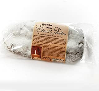 Schlunder X-MAS Stollen - German Christmas Cake (17.5 ounce)