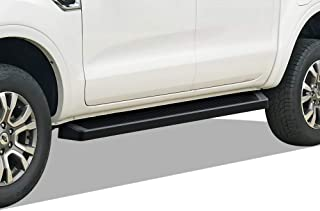 APS Black Blow Molding Style Nerf Bars Side Steps Running Boards Custom Fit 2015-2020 Ford F-150 /& 2017-2020 Ford F-250 F-350 Super Duty SuperCrew Cab Pickup 4-Door
