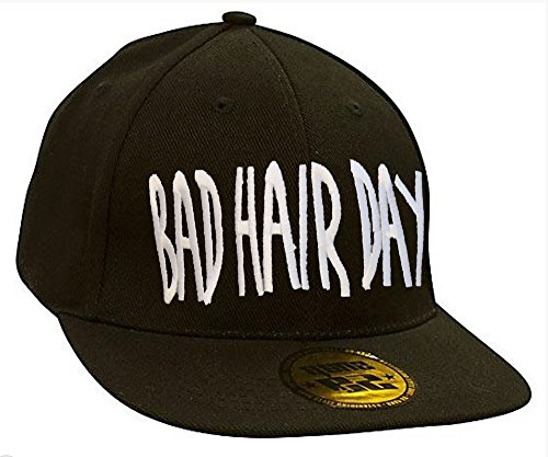 Bonnet Casquette Snapback Baseball DIAMOND HERO OMG 1994 Hip-Hop RICH Bad Hair Day