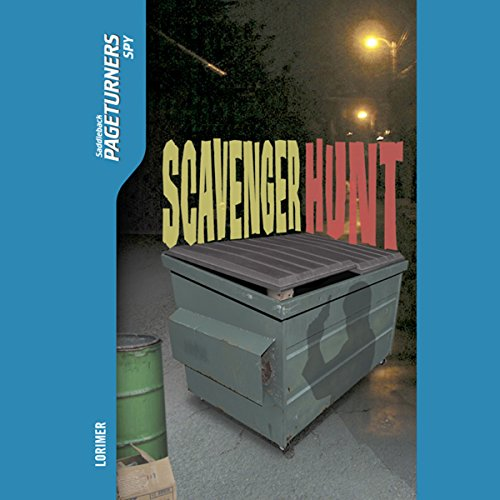 Scavenger Hunt audiobook cover art