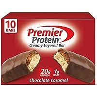 10-Count Premier Protein 20g Protein Chocolate Caramel, 2.08 Oz