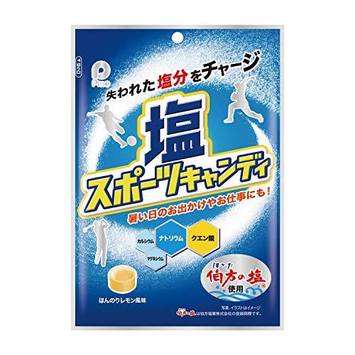パイン 塩スポーツキャンディ 80g ×6袋