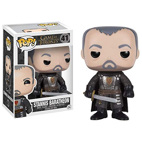 Gogowin Juego de Tronos #41 Stannis Baratheon (sin caja)