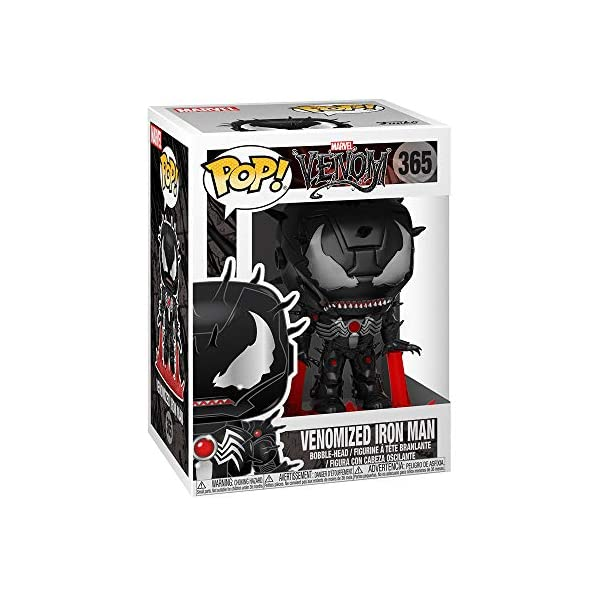 Funko Pop Iron Man Venomizado (Venom 365) Funko Pop Marvel