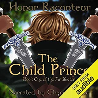 The Child Prince cover art