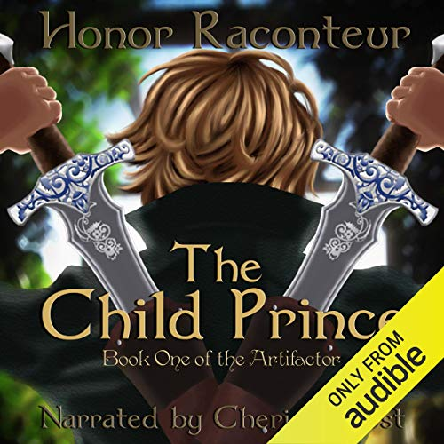 The Child Prince  By  cover art