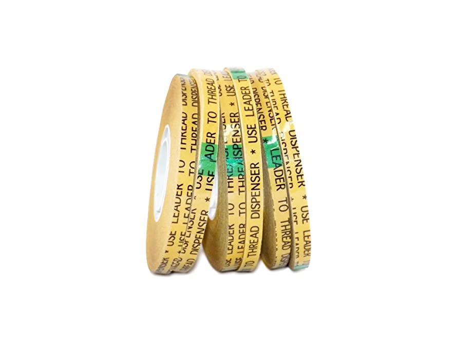 T.R.U. ATG-7502 ATG Tape (Acid Free Adhesive Transfer Tape): 1/4 in. wide x 36 yds.