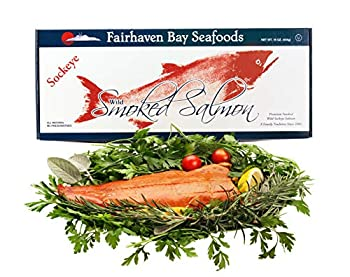 Best smoked salmon packaged Reviews