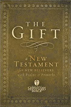 Paperback The Gift : A New Testament for New Believers Book